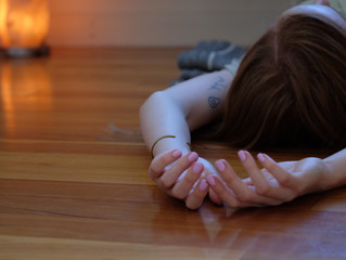 Why Practice Restorative Yoga?
