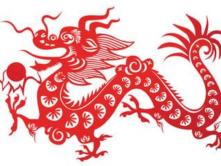 Flying Dragon: The power of Mythology