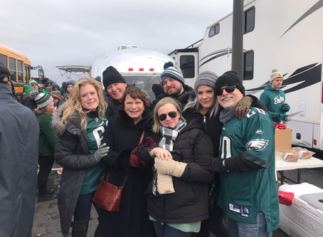 Third Party Eagles Tailgate