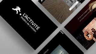 www.lactivite.com fait peau neuve