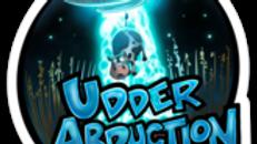 Udder Abduction Sticker