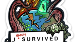 I (barely) Survived 2020 Sticker