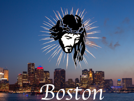 Back in Boston, Forward in Awesome!