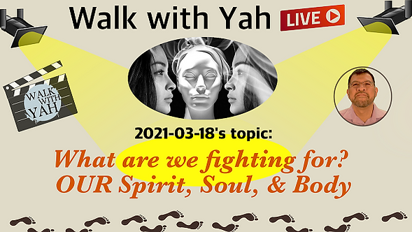 2021-03-18 WWYL 2_Spirit, Soul, and Body