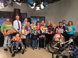WRTV Toy Drive 2015