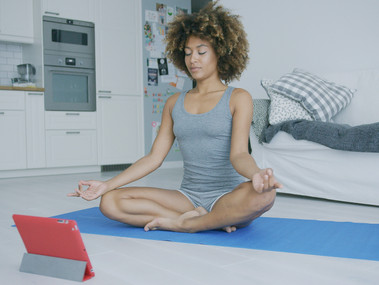 Virtual Yoga: The Next Best Thing to Being There?