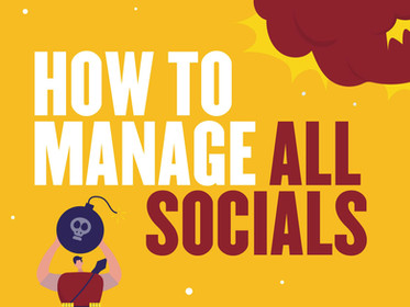 Best Way To Do Social Media Management? - Crowdfire Review