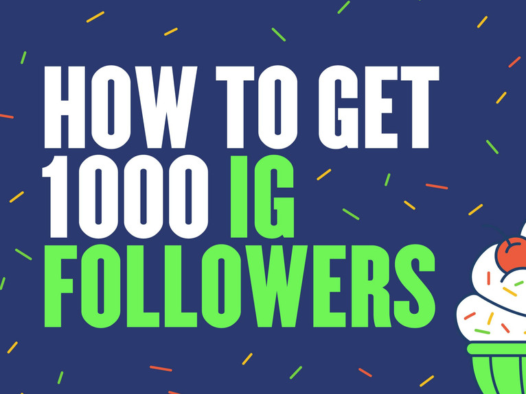 How To Get Your First 1000 Followers on Instagram - Dollar Eighty Review