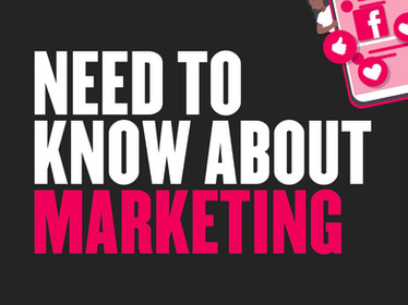 4 Crucial Parts Of Marketing You Need To Focus on!