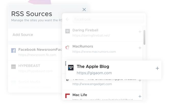 crowdfire custom rss feed feature for curating articles branding expert brandingexpert.net