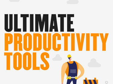 5 Ultimate Productivity Tools Everyone Should Use