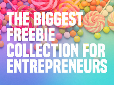 168 Free Resources for Graphic Designers & Entrepreneurs - Updated Regularly
