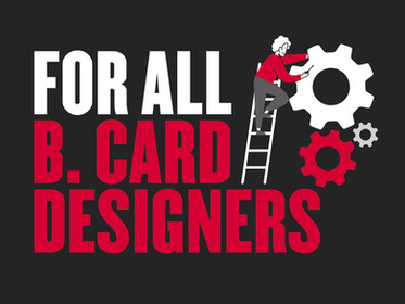 6 Tips For Making An Amazing Business Card Design