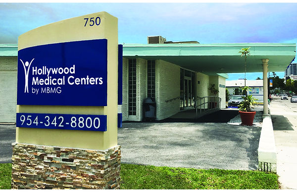 Hollywood MBMG Medical Centers