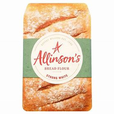 Allinsons Strong white Bread Flour 1.5kg