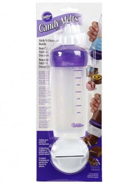 Wilton Candy Melts Melt-N-Decorate Bottle