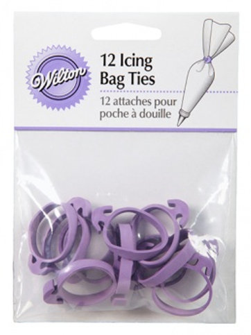 Wilton Icing Bag Ties