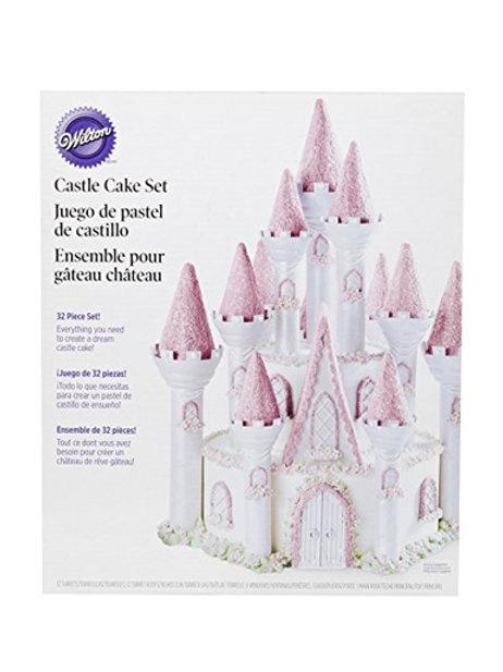 Wilton Castle Cake Set