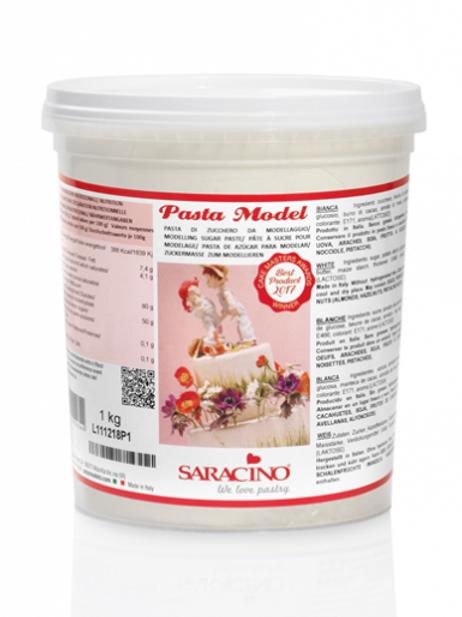 Saracino Modelling Paste (Pasta Model) 1kg - White