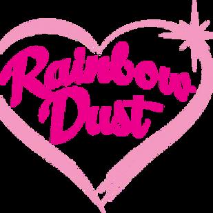 Rainbow Dust Edible Glitter