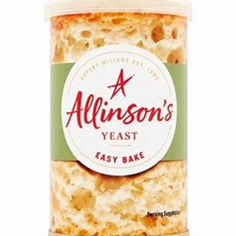Allinsons Easy Bake Yeast 100g