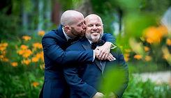 Brian and Michael LGBTQ+ Wedding Celebra