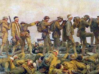Masters on War: Sargent vs. Dix