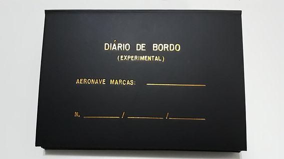 Diário de Bordo Experimental | Capa