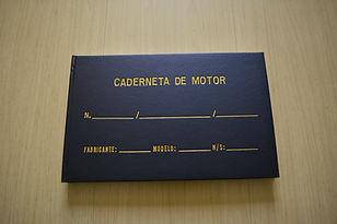 Caderneta deMotor