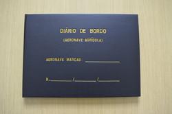 Diário de Bordo - Aeronave Agrícola