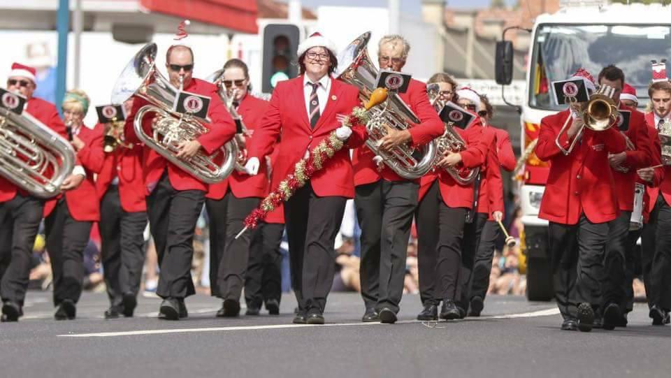 Ulverstone Christmas Parade 2017