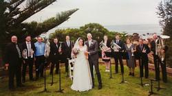 Mrs President's Wedding