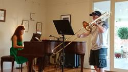 Solo Rehearsal in Melbourne