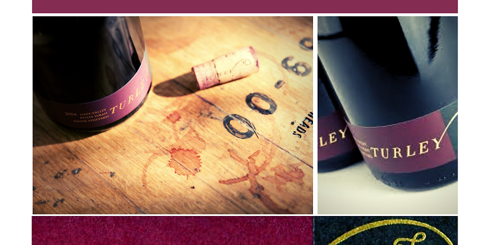 Turley Cork College - Tasting & Discussion