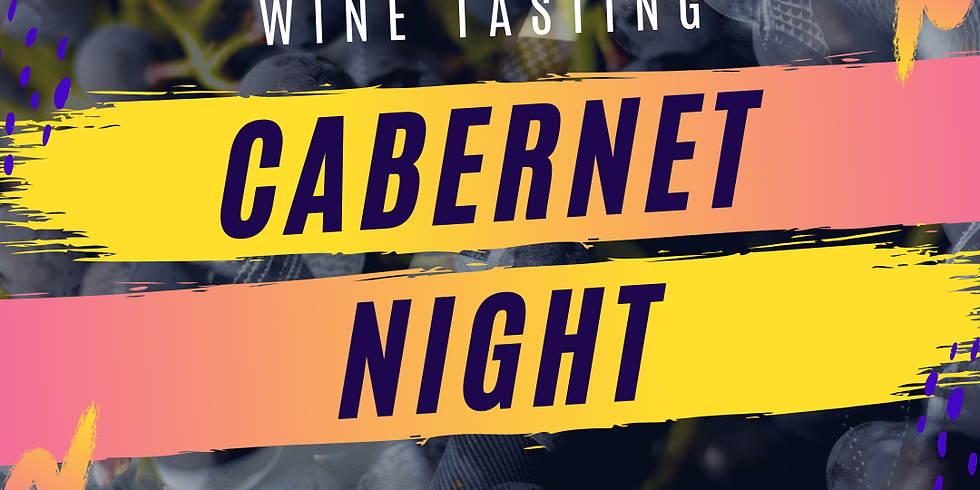 Cabernet Night Wine Tasting