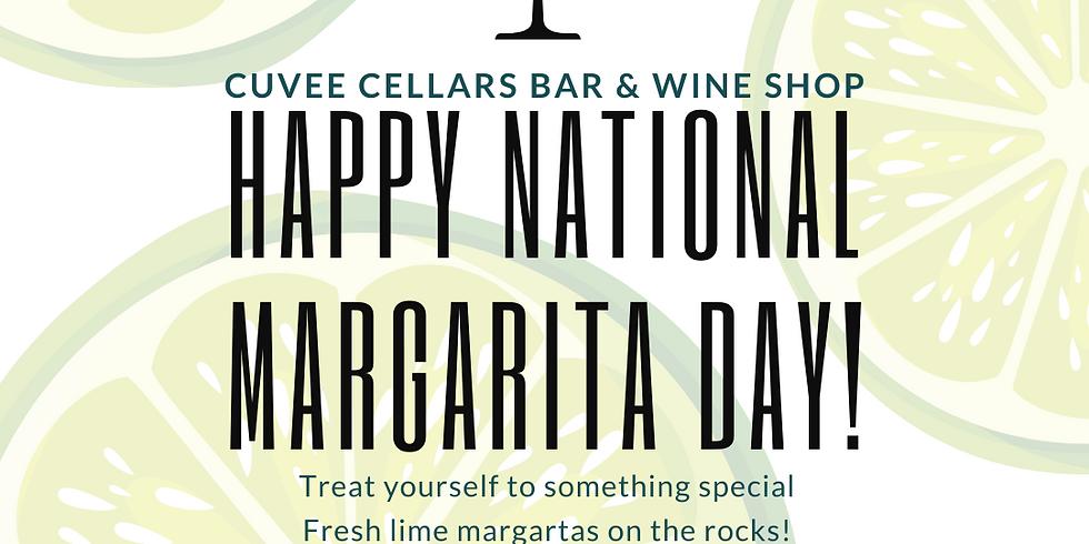 National Margarita Day!!