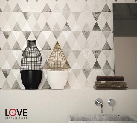 Polygon - Love Tiles