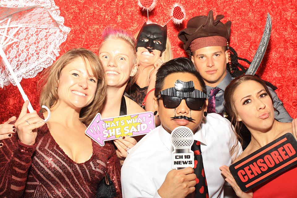 valentines day photo booth tucson