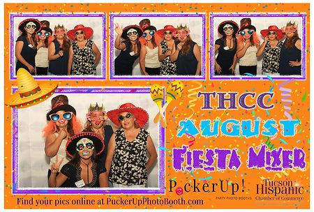 pucker up photo booth, thcc, tucson hispanic chamber photo booth, bbb photo booth, tucson az, tucson photo booth, photo booth tucson