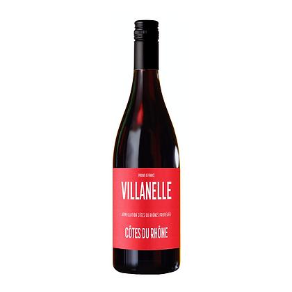 Villanelle Côtes du Rhône