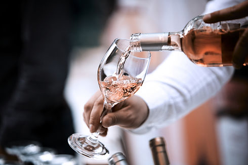 Bottle and wine glass rose.jpg