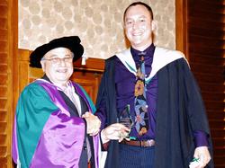 Mental Health Nurse Achieve. Award