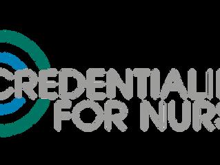 Specialist Nurse Credentialing Survey