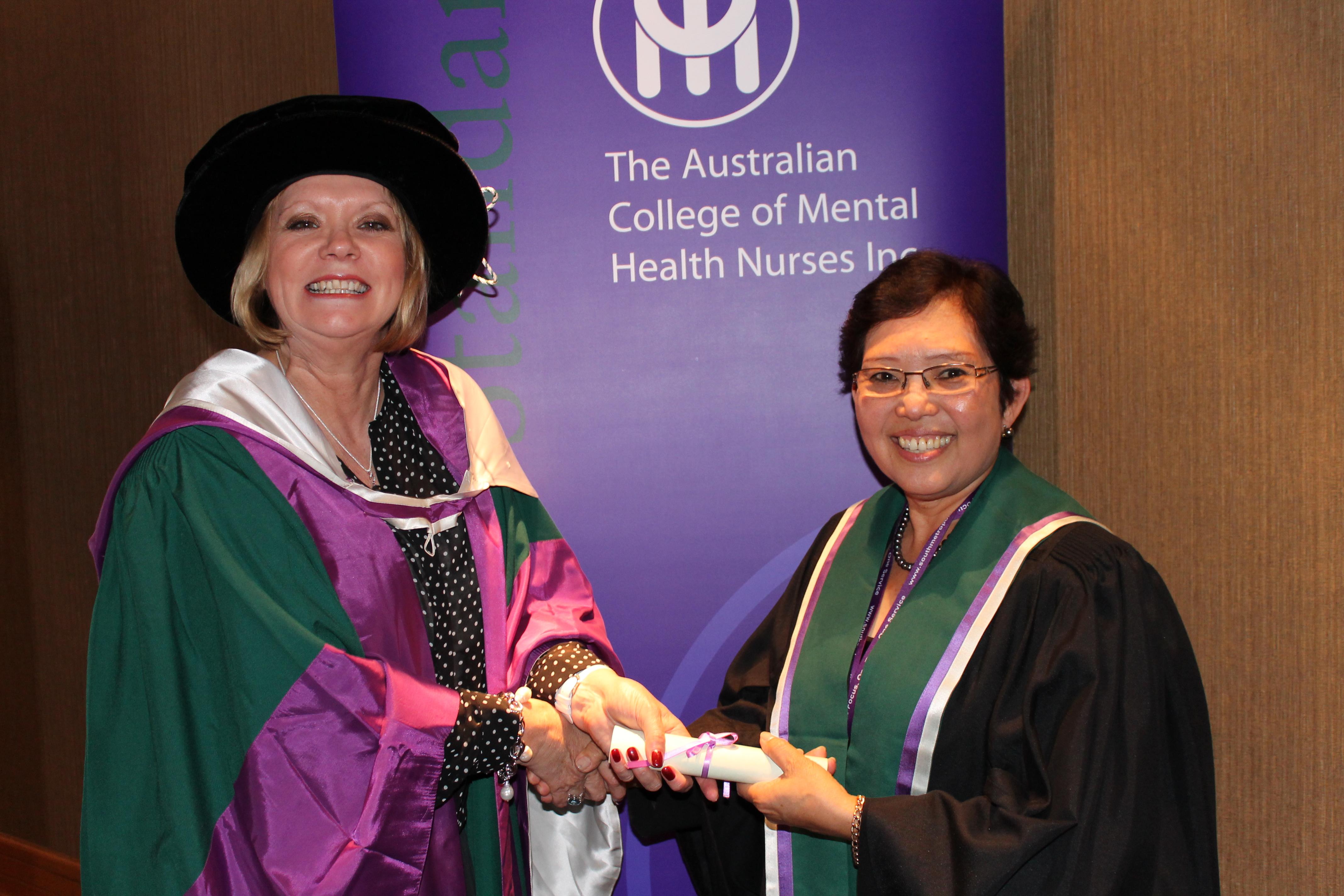 MHN Achievement Award