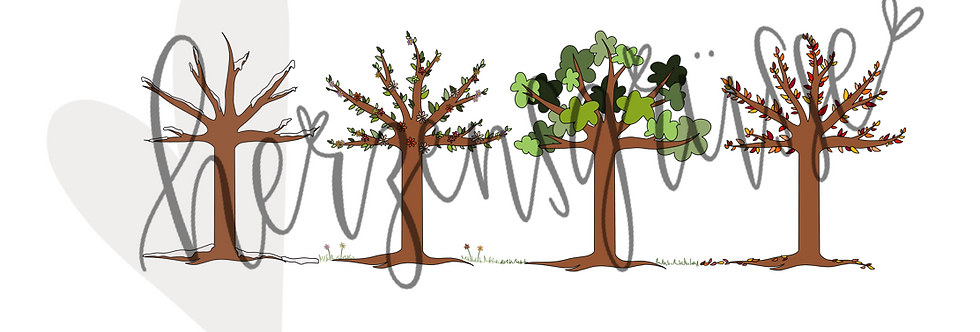 Jahreszeitenbäume