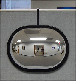 Full Dome Mirror - Safety and Security Products - For Distributors and Retailers