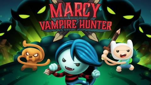 Marcy: Vampire Hunter