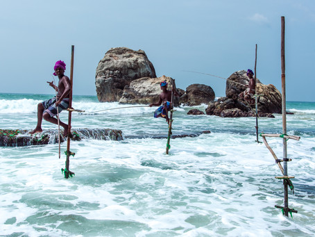 The Sri Lankan Fishermen