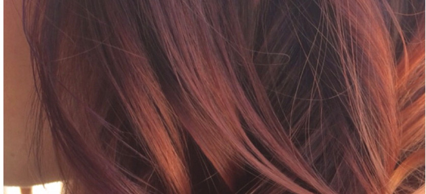 Copper Hair Color