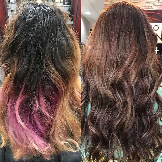 Corrective Hair Color